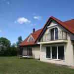 Villa na Lisiej Górze,  Warcz