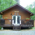 Talkeetna Wolf Den Cabin, Talkeetna