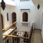 Riad Aicha, Asilah