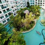 Amazon Residence Condo Resort By Fortunerthai Company, Jomtien Beach