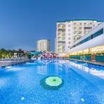 Modern Saraylar Halal Hotel & Spa, Avsallar