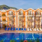 Magic Tulip Beach Hotel,  Oludeniz