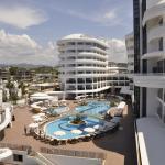 Laguna Beach Alya Resort & Spa, Okurcalar