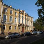 Apartment Romantique na Moskovskoy, Pushkin