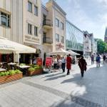 3 City Apartments - Windows, Sopot