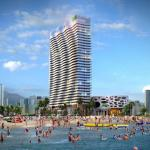 White Sail Apartments,  Batumi