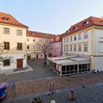 Tyn Square,  Prague