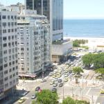 Copacabana Suites Ocean View, Rio de Janeiro