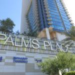 Palms Place Suite with Strip View, Las Vegas