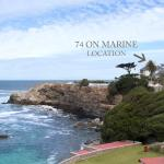 74 on Marine, Hermanus