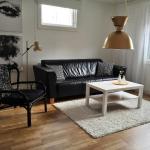 The Arctic Apartment,  Kiruna