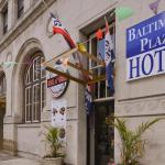 Baltimore Plaza Hotel, Baltimore