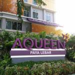 Aqueen Hotel Paya Lebar,  Singapore