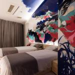 Artist Hotel - BnA HOTEL Koenji, Tokyo