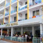 Ufuk Hotel, Kizkalesi