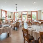 Hotel Pictures: Hotel Restaurant Emile Job, Montmerle Sur Saône