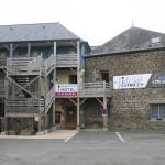 Hotel Pictures: Hôtel le Saint-Georges, Tinténiac