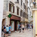 Four Corners Hostel, Zadar