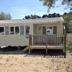 Mobil Home Camping La Falaise,  Narbonne-Plage