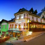 Hotel pizzeria Belmonte,  Špindlerův Mlýn
