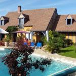 Hotel Pictures: Chambres d'Hôtes La Bréachère, Yvré-l'Évêque