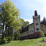 Hotel Pictures: Turistická ubytovna Zámeček, Hojsova Stráž