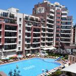Admiral Plaza Apartments, Sunny Beach