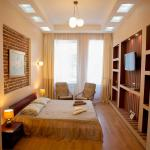 Apartments with Fireplace on Kotlyarskoy, Lviv