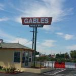 Gables Motel, Fresno