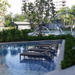 The Relaxing Room at Rain Resort Condominium Cha Am - Hua Hin, Cha Am