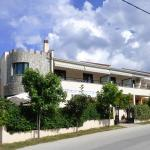 Dolphins Apartments & Rooms, Limenas