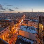 Market Street Fox Plaza Apartment, San Francisco