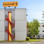 hotelF1 Montluçon,  Montluçon
