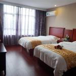GreenTree Inn Tianjin Wuqing District Jinghu Park Shell Hotel, Wuqing