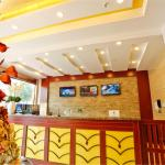 GreenTree Inn Guangxi Yulin Jincheng Commercial Building Shell Hotel,  Yulin