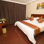 GreenTree Inn ShanDong TaiAn Bus Station LingShan Street Express Hotel, Taian