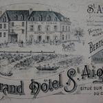 Hotel Pictures: Grand Hôtel Saint-Aignan, Saint-Aignan