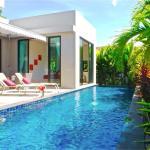 Baan Bua Nai Harn 3 bedrooms Villa, Nai Harn Beach