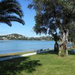Villa Poulades Sea - Govino Bay,  Gouvia
