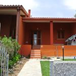 Casa Caddeo-Deriu, Monte Nai
