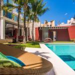 Villa Mamitas 5th. avenue,  Playa del Carmen