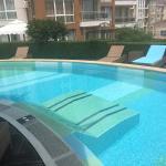 Zdjęcia hotelu: Sunny Island Apartment, Czernomorec
