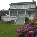 Maison des lilas, La Malbaie