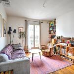 Lovely Typical Parisian Apartment,  Paris