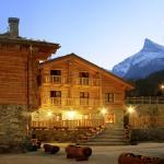 Park Hotel Mont Avic, Champdepraz