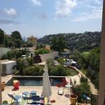 Villa piscine vue mer,  Nice