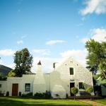 Oue Werf Country House, Oudtshoorn