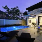 Baan Ping Tara Private Pool Villa,  Ao Nang Beach