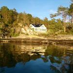 Ropeid Villa Fjordferie,  Ropeid