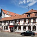 Hotel Pictures: Zum Goldenen Ochsen, Hotel & Gasthaus am Schlossgarten, Aschaffenburg